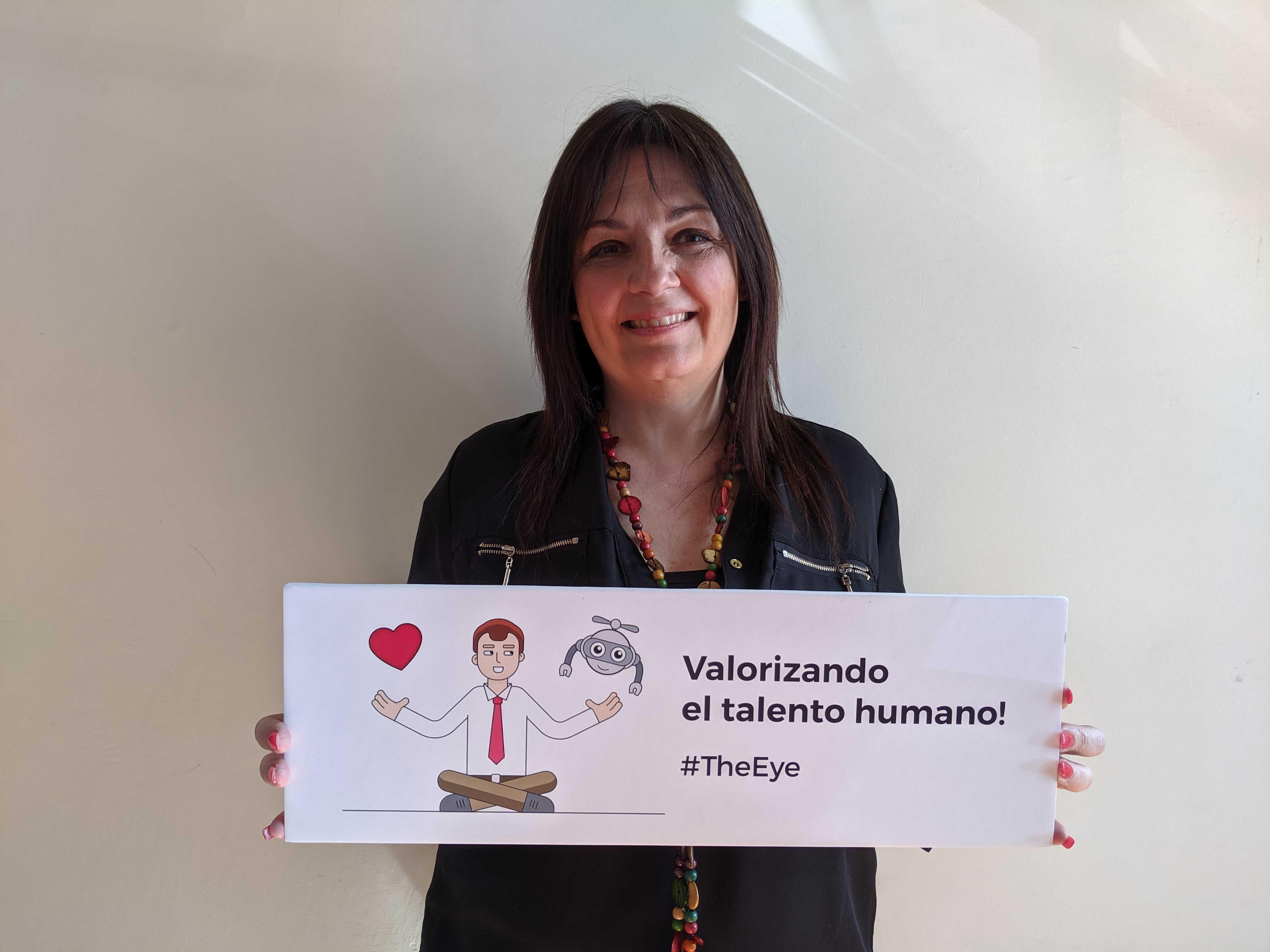 Myriam Liguori - Experta en transformación digital - TheEye Inc.