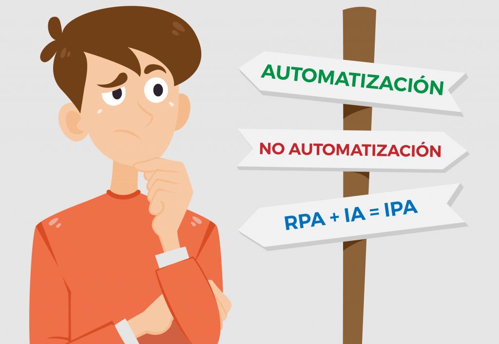 ¿Cómo automatizar procesos de negocios y no morir en el intento?