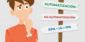 ¿Cómo implementar RPA y no morir en el intento?