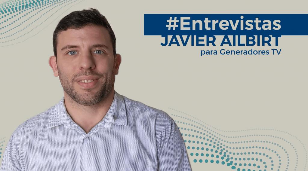 Entrevista a Javier Ailbirt, CEO de TheEye en GeneradoresTV