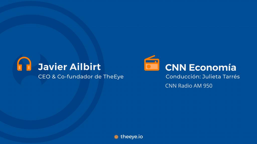 Entrevista a Javier Ailbirt en CNN Economía